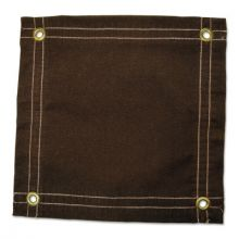 Anchor Brand 92598 10'X16' 12-Oz. W.R.M.R.Brown Canvas Tarp