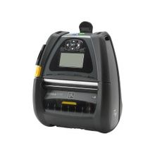 "Zebra QLn420 Direct Thermal Printer - Monochrome - Portable - Label/Receipt Print - 4.10"" Print Width - 4.02 in/s Mono - 203 dpi - 128 MB - Bluetooth - Wireless LAN - USB - Serial - Ethernet - Die-cut Label, Tag, Linerless, Receipt, Black Bar, Gap - 4.40"