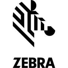 Zebra Finger Strap