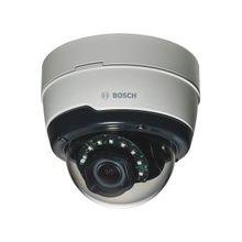 Bosch FLEXIDOME IP 5 Megapixel Network Camera - 1 Pack - Color, Monochrome - 49.21 ft - H.264, Motion JPEG - 2592 x 1944 - 3 mm - 10 mm - 3.3x Optical - CMOS - Cable - Dome, Wall Mount, Pole Mount, Ceiling Mount, Flush Mount, Surface Mount