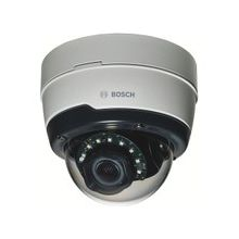 Bosch FLEXIDOME IP Network Camera - 1 Pack - Color, Monochrome - 49.21 ft - H.264, Motion JPEG - 1280 x 720 - 3.30 mm - 10 mm - 3x Optical - CMOS - Cable - Dome, Wall Mount, Pole Mount, Ceiling Mount, Surface Mount