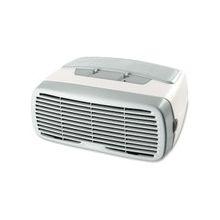 Holmes High-efficiency Desktop Air Purifier - HEPA, Ionizer - 110 Sq. ft. - Blue, White