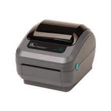 "Zebra GX420d Direct Thermal Printer - Monochrome - Desktop - Label Print - 4.09"" Print Width - 6 in/s Mono - 203 dpi - 8 MB - USB - Serial - Ethernet - Black Bar, Black Mark, Continuous Label, Continuous Receipt, Die-cut Label, Fanfold, Gap, Notched, Per"