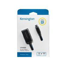 Kensington DisplayPort/HDMI Audio/Video Adapter - DisplayPort Digital Audio/Video - HDMI Digital Audio/Video