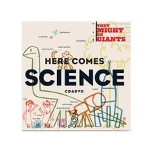 Flipside TMBG Here Comes Science CD/DVD Set - Academic Training Course - CD, DVD