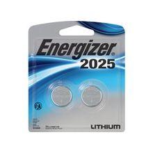 Energizer 2025 3V Watch/Electronic Batteries - CR2025 - Lithium (Li) - 3 V DC - 24 / Carton