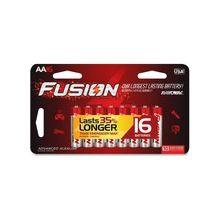 Rayovac Fusion Advanced Alkaline AA Batteries - AA - Alkaline - 160 / Carton