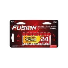 Rayovac Fusion Advanced Alkaline AA Batteries - AA - Alkaline - 240 / Carton
