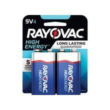 Spectrum Brands Alkaline 9 Volt Battery - 9V - Alkaline - 9 V DC - 48 / Carton