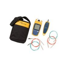 Fluke Networks Mulitmode Fiber Distance and Fault Locator - Network Traffic Monitoring, LAN Cable Testing, Cable Fault Testing, Mismatched Wiring Testing, Fiber Optic Cable Testing, Network Testing - Optical Fiber - 2Number of Batteries Supported - AA -