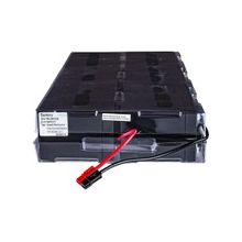 CyberPower RB1290X6B UPS Battery Pack - 9000 mAh - 12 V DC - Sealed Lead Acid (SLA) - User Replaceable
