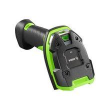 Zebra DS3678-HD Handheld Barcode Scanner - Wireless Connectivity1D, 2D - Bluetooth - Industrial Green