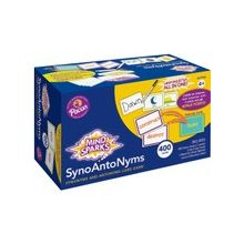 Pacon Multiplayer Synonym and Antonym Card Game - Educational