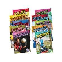Teacher Created Resources Social Skills Set Grades 3-5 (10 bks) Education Printed Book - Book