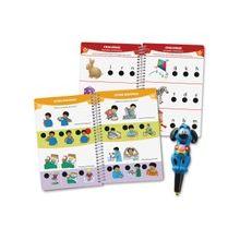 Hot Dots Jr. Let's Master Pre-K Reading Interactive Education Printed Book - Book