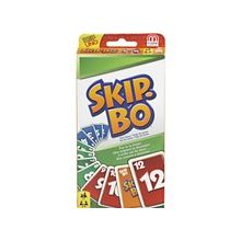 UNO Skip-Bo Card Game - Strategy - 2 to 6 Players