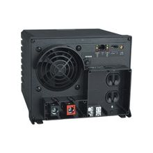 Tripp Lite Industrial Inverter 1250W 12V DC to 120V AC RJ45 2 Outlets 5-15R - 12V DC - 120V AC - Continuous Power:1250W