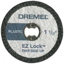 Dremel EZ476 Ez Lock Plastic Cut-Offwheels (5 Pcs.) (2 PK)