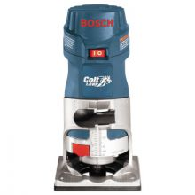 Bosch Power Tools PR10E Electronic Palm Router