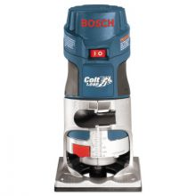 Bosch Power Tools PR20EVSK Electronic Variable-Speed Palm Router Kit