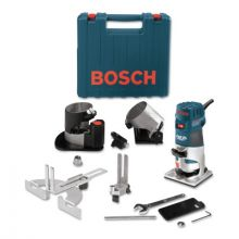 Bosch Power Tools PR20EVSNK Electronic Variable Speed Palm Router Installer