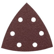 Bosch Power Tools SDTR060 Red Detail Sanding Triangle- 60-Grit (5Pk)