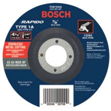 Rotozip TCW1S450 4-1/2X.040X7/  8 Tp1 Thin Cutting Disc (Bx/25) (1 EA)