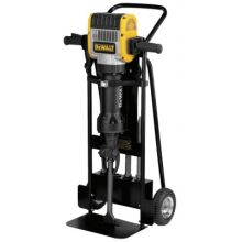 Dewalt D25980K Heavy Duty Pavement Breaker W/Hammer Truck And S