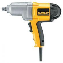 """Dewalt DW292K 1/2"""" Impact Wrench Kit W/Detent Pin Anvil"""