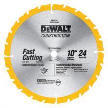 """Dewalt DW3112 10"""" 24T Thin Kerf Table"""