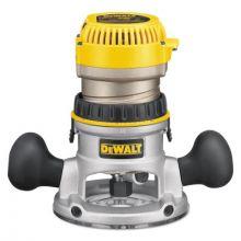 Dewalt DW618 2-1/4 Hp Electronic Vs Fixed Base Router