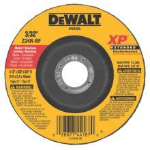Dewalt DW8805 4 1/2In X 3/32In X 5/8In11 Zirconia Abrasives (1 EA)