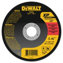 """Dewalt DW8852 5"""" X .045"""" X 7/8"""" Xp Metal And Stainless Cutting (1 EA)"""