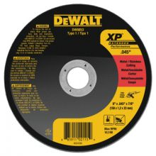 """Dewalt DW8853 6"""" X .045"""" X 7/8"""" Xp Metal And Stainless Cutting (25 EA)"""