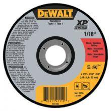 Dewalt DWA8951L Shl4-1/2X1/16X7/8 In Cerlonglife Cutoff (25 EA)