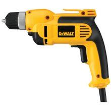 """Dewalt DWD110K 3/8"""" Vsr Pistol Grip Drill Kit W/Keyless Chuck 7"""