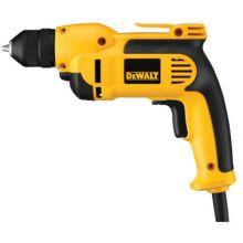 "Dewalt DWD112 Heavy Duty 3/8"" Vsr Pistol Grip Drill W/Keyless"