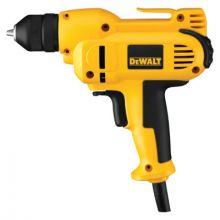 """Dewalt DWD115K 3/8"""" Vsr Mid-Handle Gripdrill Kit W/Keyless All-"""