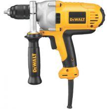 """Dewalt DWD215G Heavy-Duty 1/2"""" Vsr Mid-Handle Grip Drill"""