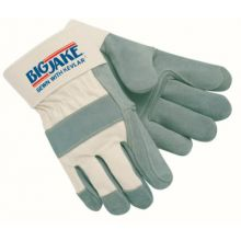 Memphis Glove 1711 Big Jake X-Large Doublepalm Leather Glove W/2-3 (1 PR)