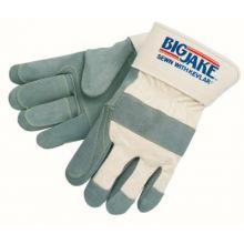 Memphis Glove 1715 Double Palm-Thumb-& Fingers Big Jake Extra Large (1 PR)
