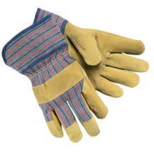 Memphis Glove 1950L Pigskin Gloves 2-1/2Safetycuff Split Leath (1 PR)
