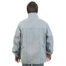 "Memphis Glove 38030MWXL Welding Jacket  30"" Length  Leather"