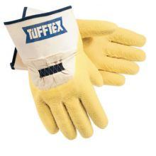 Memphis Glove 6820 Premium Rubber Coated Interloc Lined W/Saf (1 PR)
