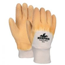Memphis Glove 6825 Rubber Dipped Knit Wrist (12 PR)