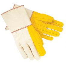 "Memphis Glove 8516G 16 Oz. Golden Fleece Chore Gloves W/4-1/2"" Ga (1 PR)"
