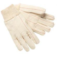 Memphis Glove 9018C 100 Percent Cotton Double Palm Nap-In (1 PR)