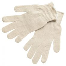Memphis Glove 9500SM Small Cotton/Polyester Natural String Glove (1 PR)