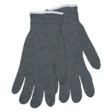 Memphis Glove 9637LM Regular Weight Cotton/Poly Gray