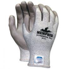 Memphis Glove 9676M Medium Ultra Tech Dyneema String Knit Glove Blk/ (12 PR)